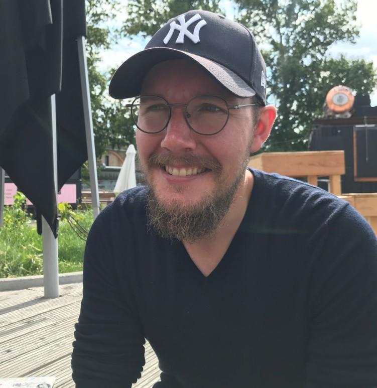 Moritz Bleu - Co-Founder / Enthusiastic Agilist